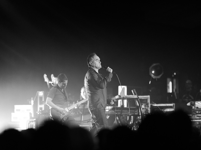 Morrissey Live: Gallery