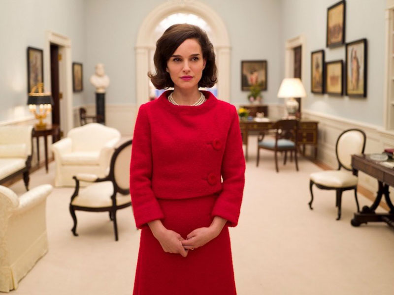 First Trailer for Jackie