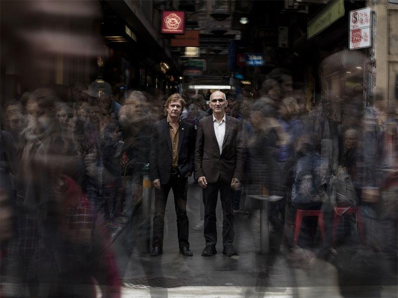 Review: Paul Kelly & Charlie Owen, 'Death's Dateless Night'