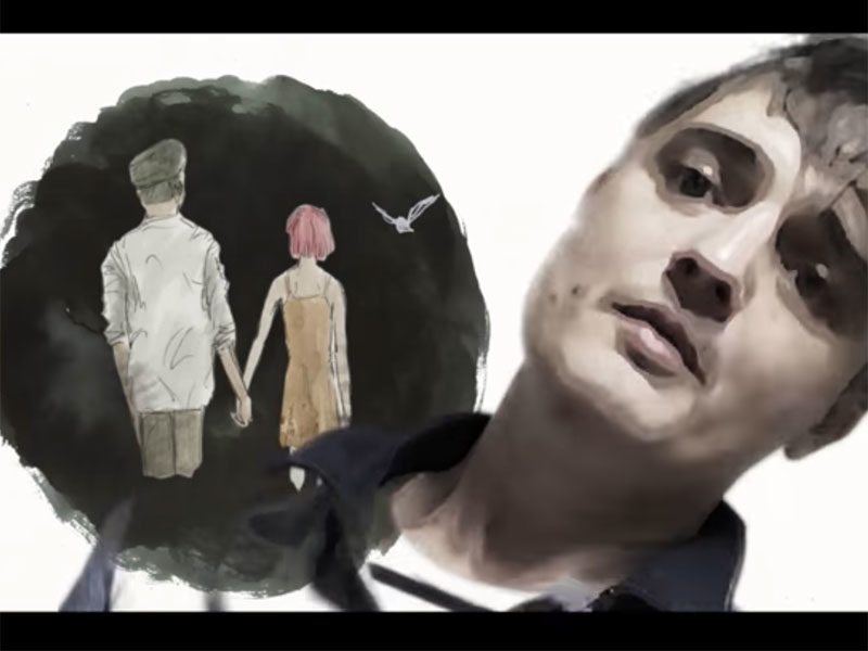 Peter (Pete) Doherty releases new single/clip