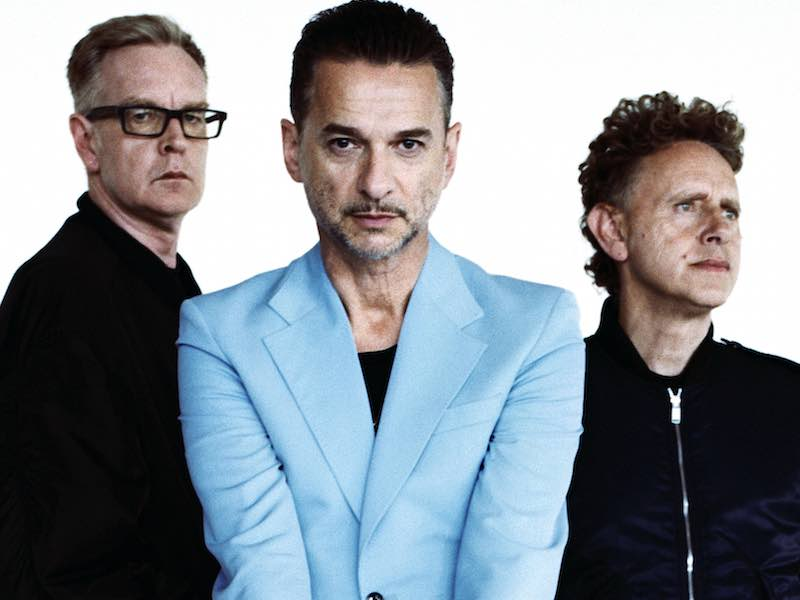 Depeche Mode back with new album and world tour