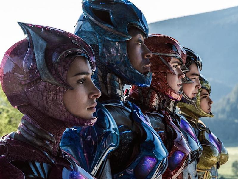 WATCH: Power Rangers (2017 Movie) teaser trailer – 'Discover The Power'