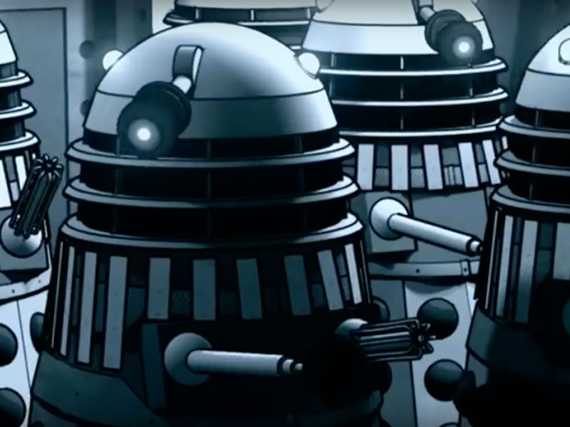 Daleks to invade Australian Cinemas