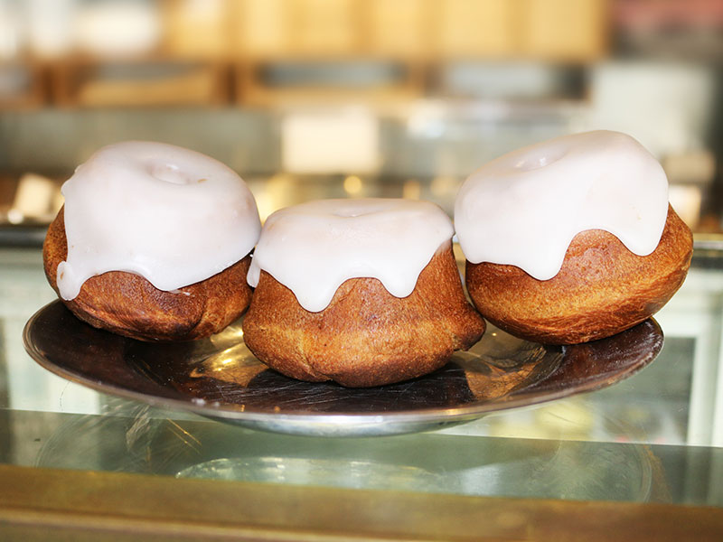 QUIT LOLLYGAGGIN' – You can get your hands on a real Sweet Roll this weekend