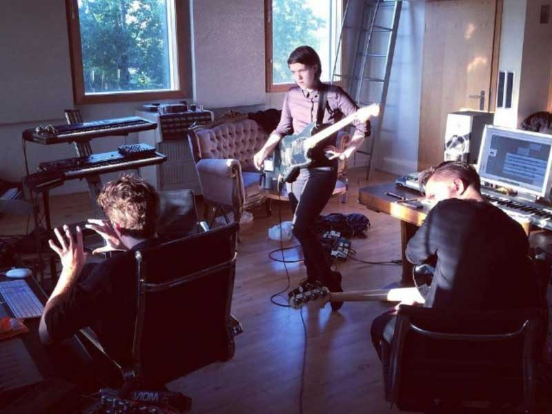 The xx recording new album