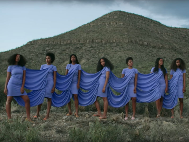 Solange's 'Cranes In The Sky' video is divine
