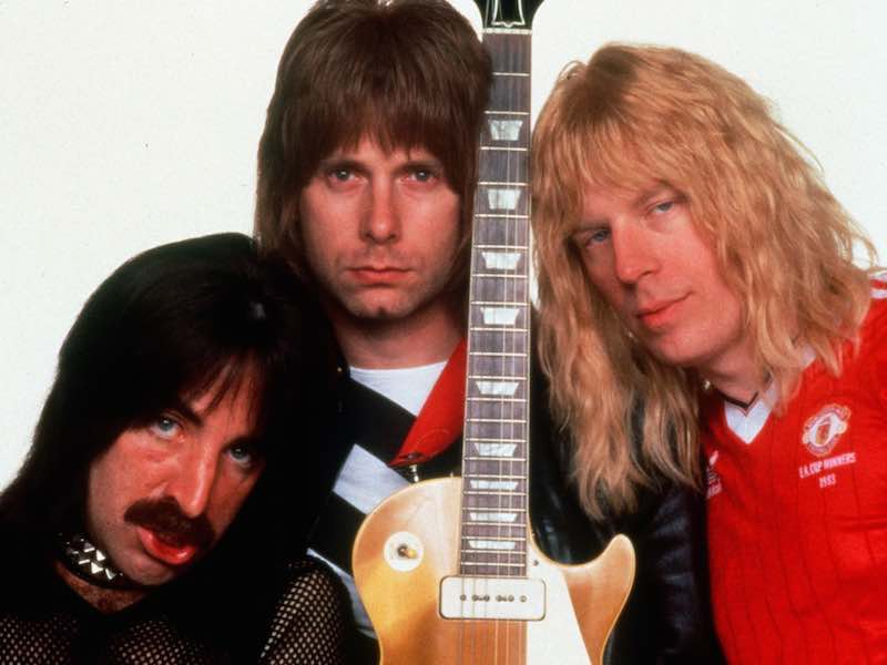 It's no joke: Spinal Tap man launches lawsuit