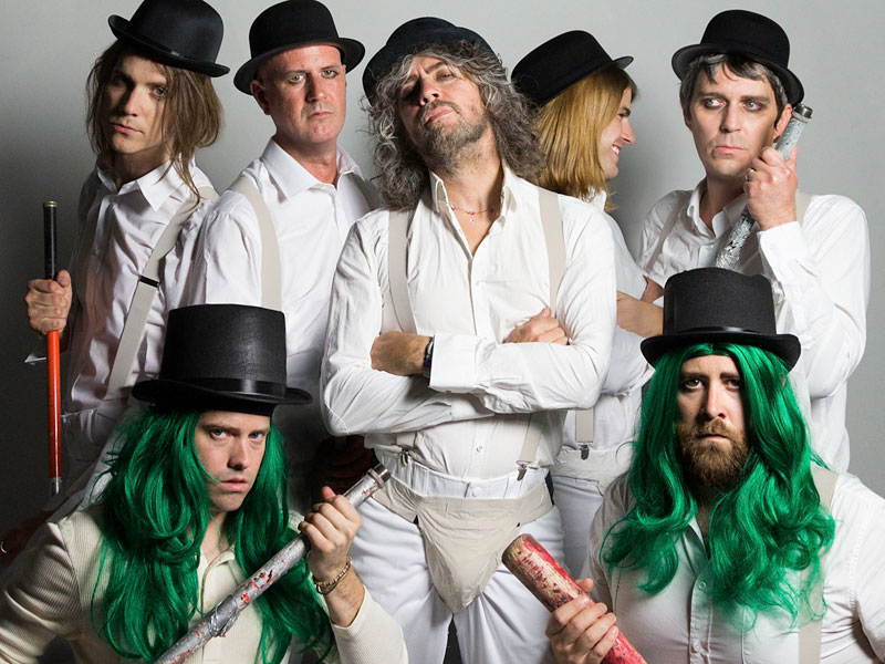 The Flaming Lips announce new album