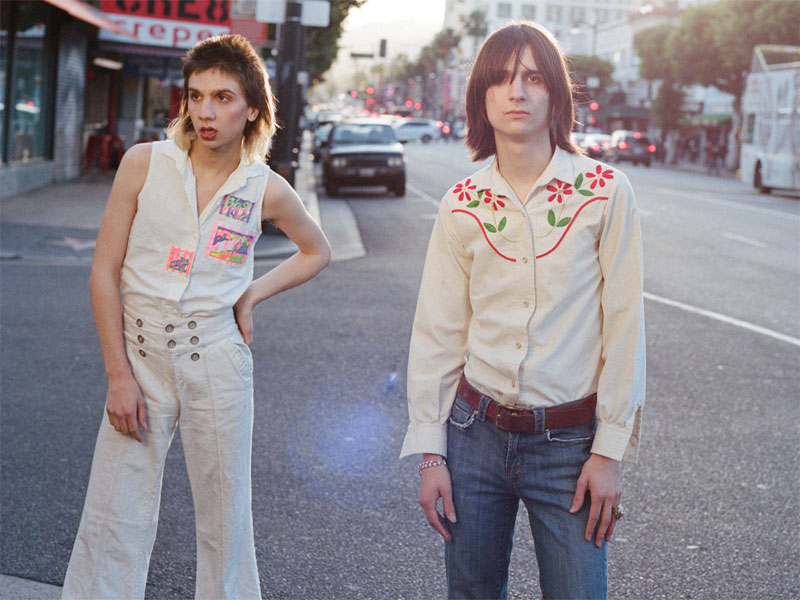 Doing Hollywood with The Lemon Twigs