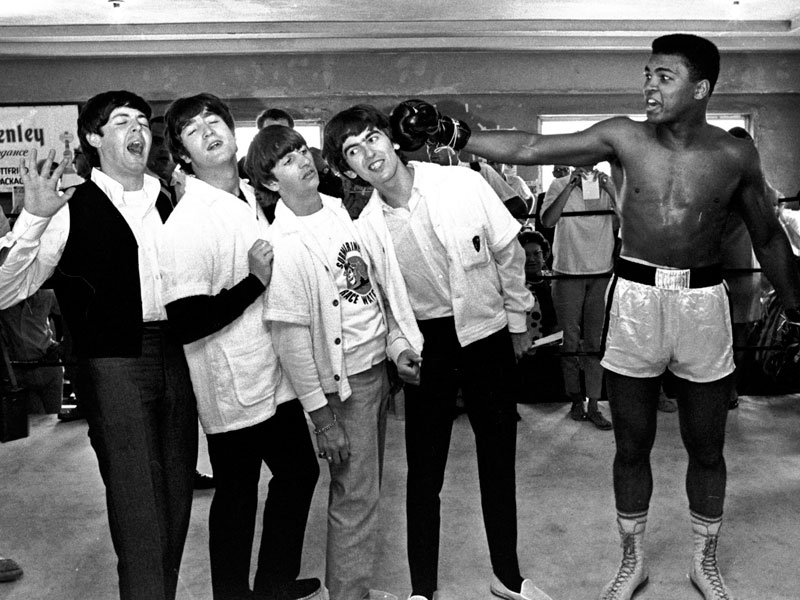 Moment In Time: The Boxer and The Beatles