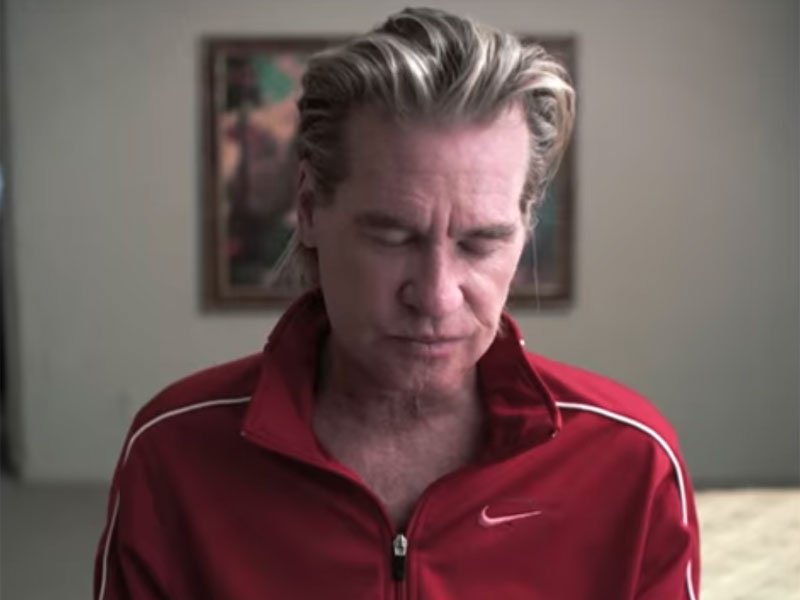 Oneohtrix Point Never's new clip, starring Val Kilmer