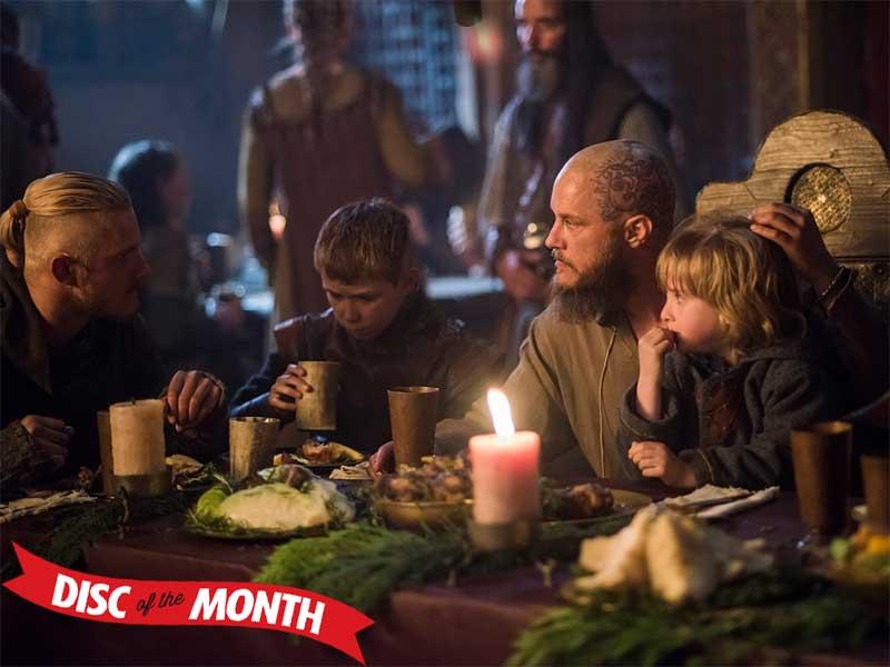 Review: Vikings Season 4, Volume 1
