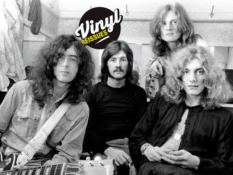 Vinyl Reissues Led Zeppelin The Complete Bbc Sessions
