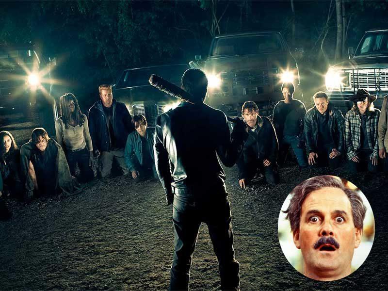 Recap The Walking Dead…With John Cleese?