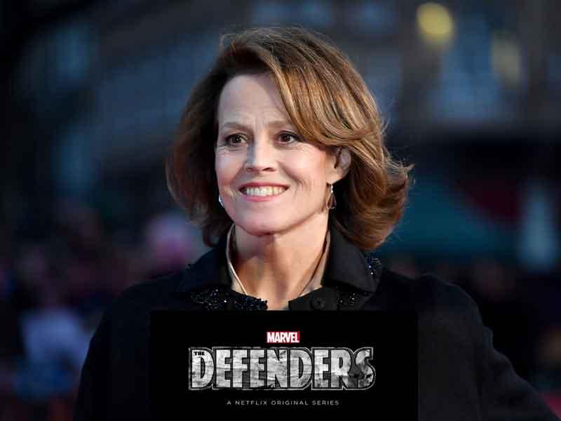Marvel TV update: Sigourney Weaver joins Defenders