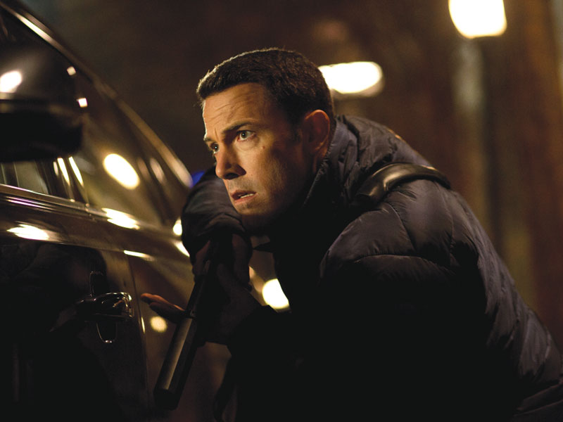 INTERVIEW: Ben Affleck and Gavin O'Connor – The Accountant