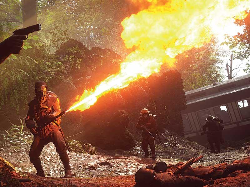 INTERVIEW: Daniel Berlin, Battlefield 1