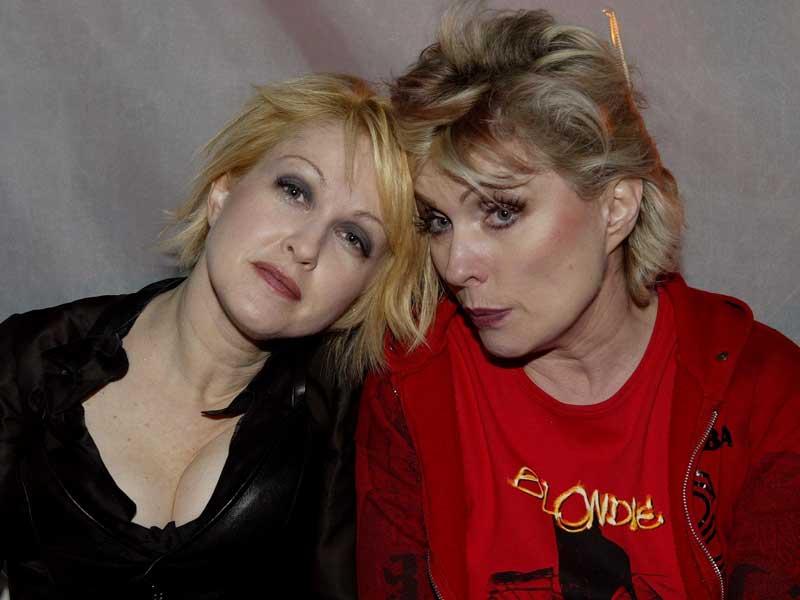 Blondie and Cyndi Lauper team up for Aussie tour