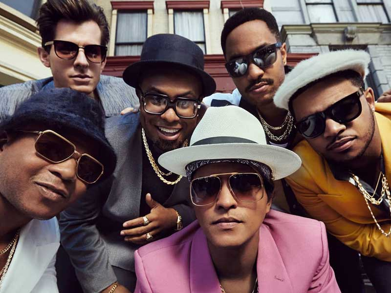 WATCH: Bruno's back with a new track, 24K Magic