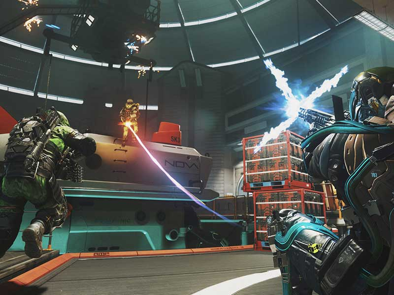 It's official – CoD: Infinite Warfare takes up over 100 GB of space