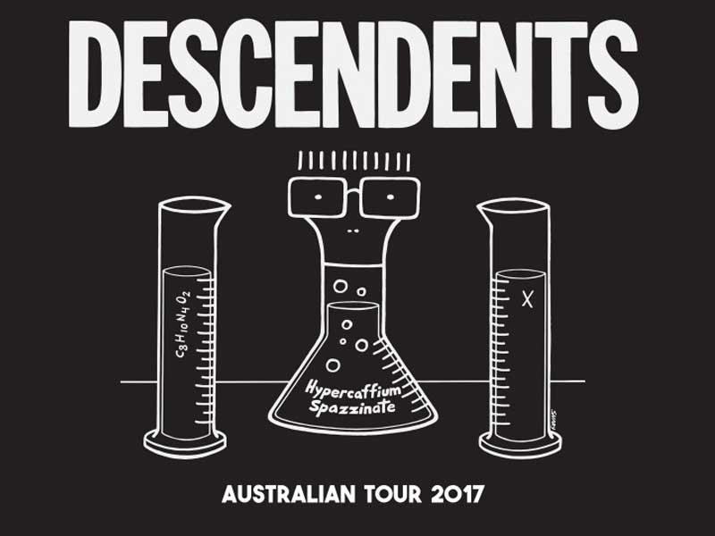 Descendents announce Australian tour