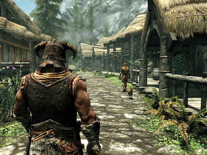 PREVIEW: The Elder Scrolls V: Skyrim Special Edition