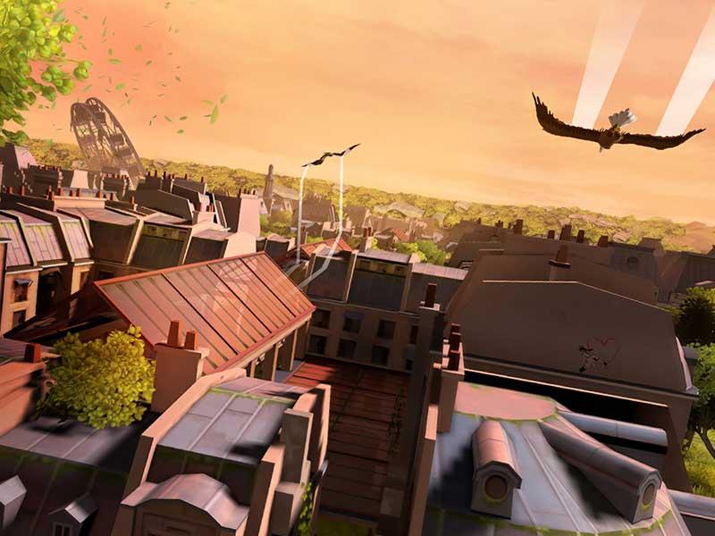 WATCH: Eagle Flight VR launch trailer earns its wings