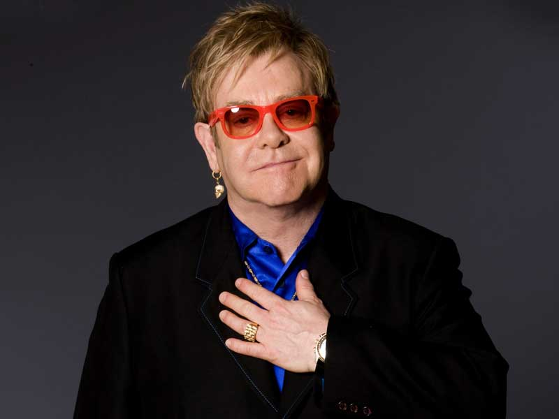 Elton John autobiography due in 2019