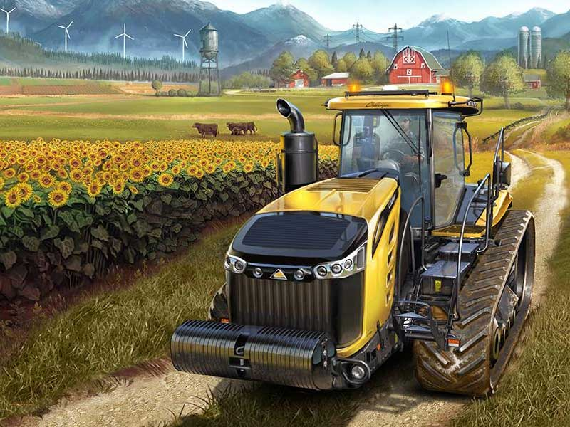 WATCH: Farming Simulator 17 launch trailer