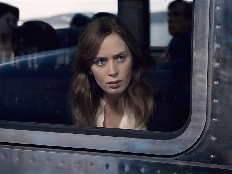 The Girl on the Train – review
