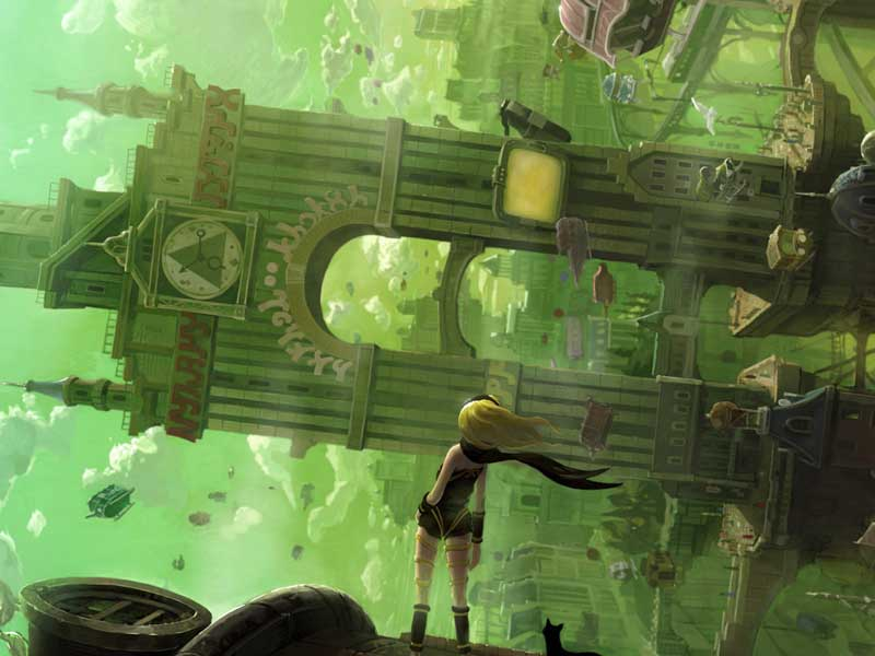 Gravity Rush 2 delayed to Jan 18