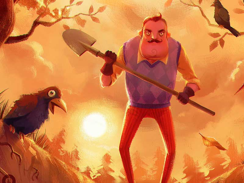 WATCH: Hello Neighbor announcement trailer