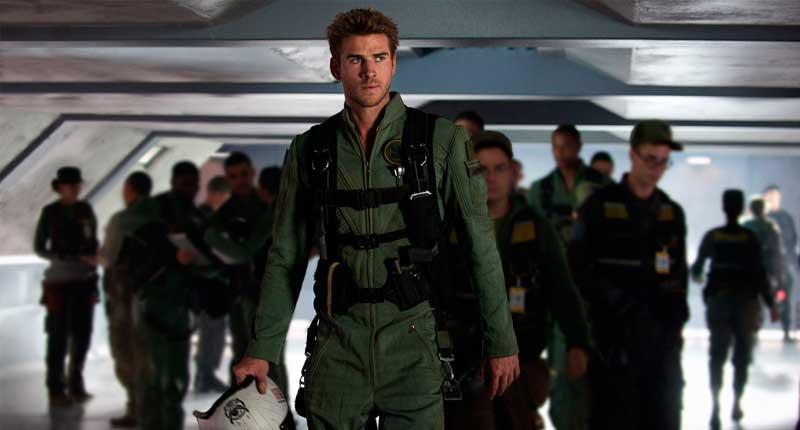 Liam Hemsworth talks Independence Day: Resurgence