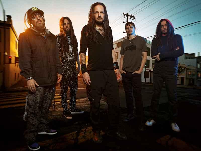 Korn: suffering for their art