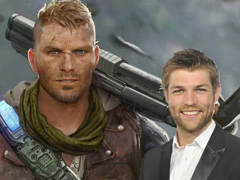 INTERVIEW: Liam McIntyre, Gears of War 4