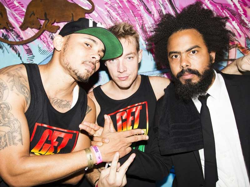 WATCH: check out the lyric vid for Major Lazer's new track