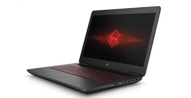 The OMEN by HP gaming laptop