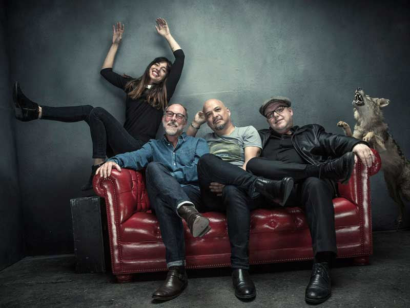 Paz Lenchantin excited about upcoming Pixies dates