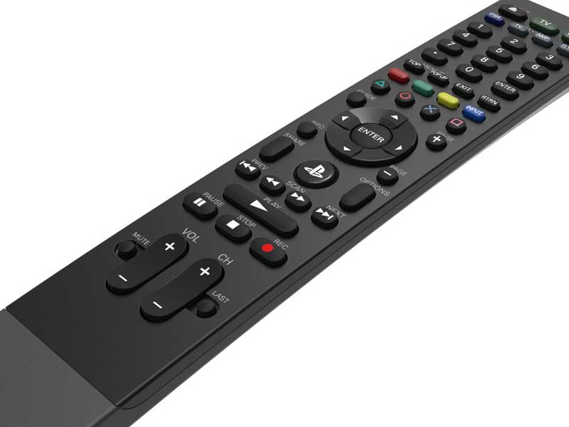 PlayStation announces officially licensed universal remote