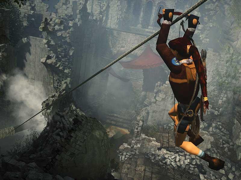 Lara Turns 20 – Rise of the Tomb Raider