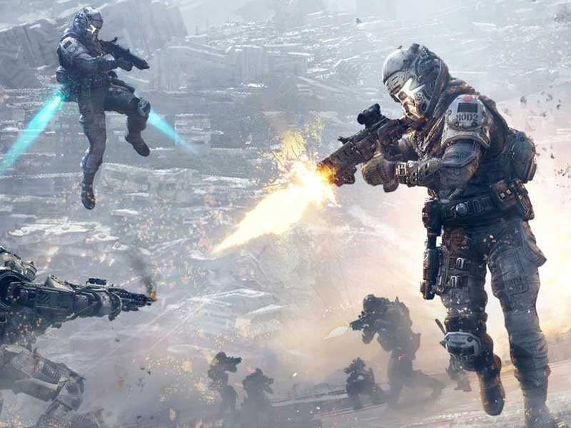 Titanfall 2 devs talk tech tests