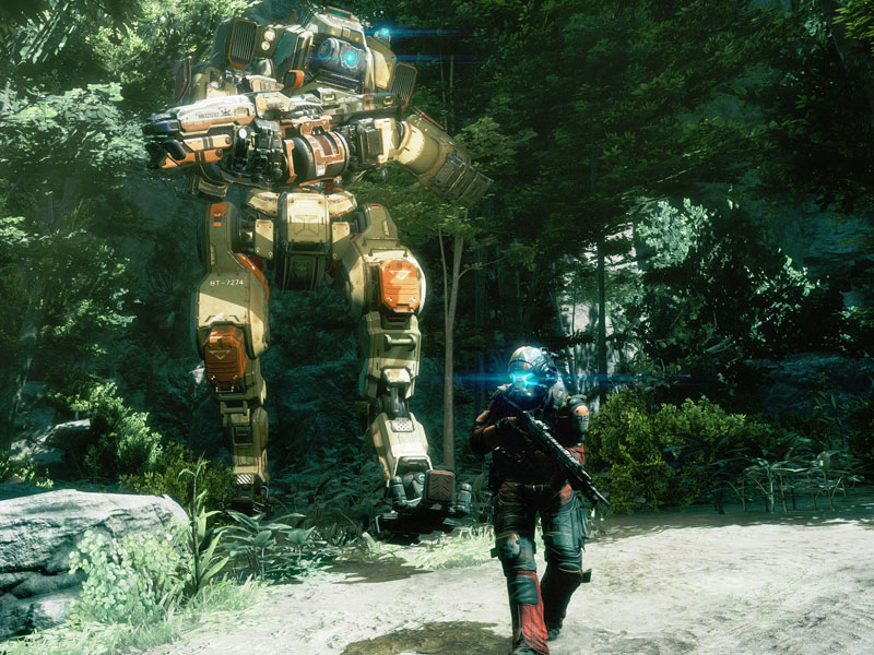The Second Coming – Titanfall 2