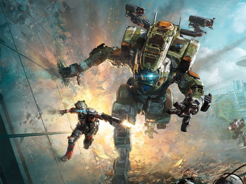 WATCH: Titanfall 2 launch trailer