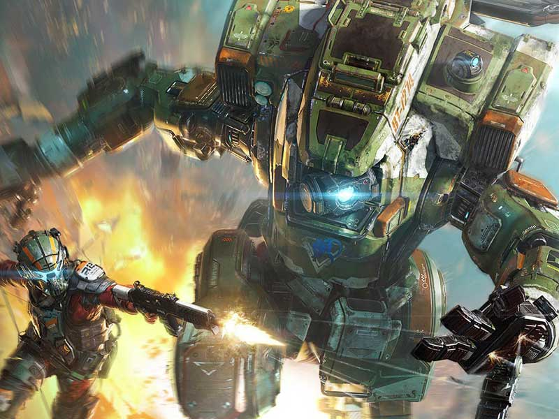 WATCH: more on the new Titans in Titanfall 2