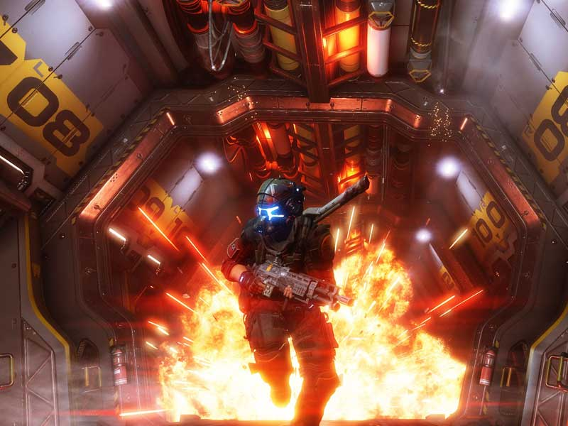 WATCH: a little more on Titanfall 2's single-player campaign
