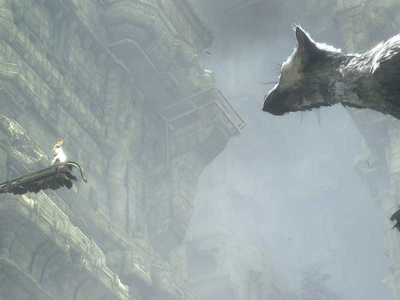 The Last Guardian has officially gone gold