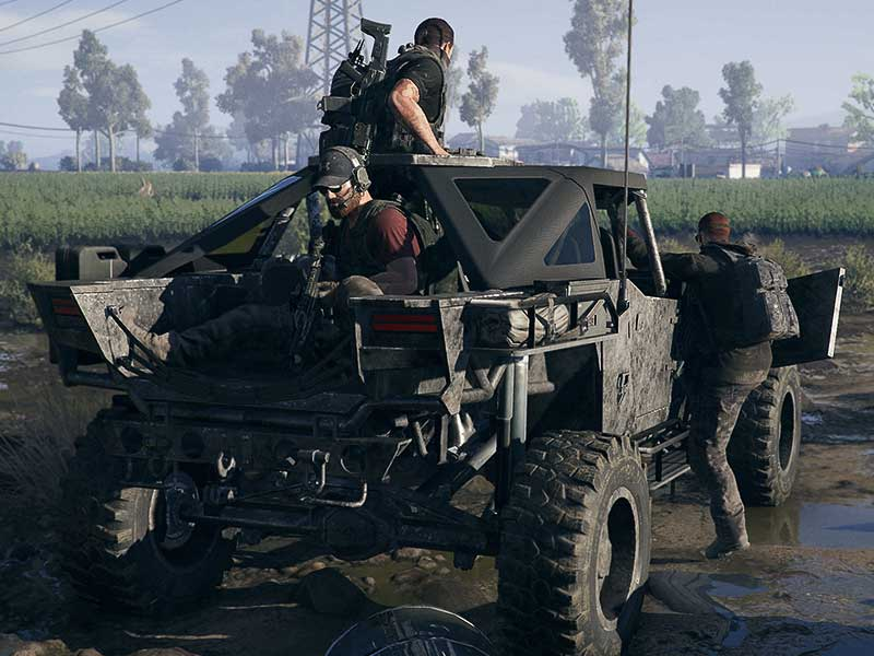 WATCH: here's 12 minutes of new Tom Clancy's Ghost Recon Wildlands gameplay