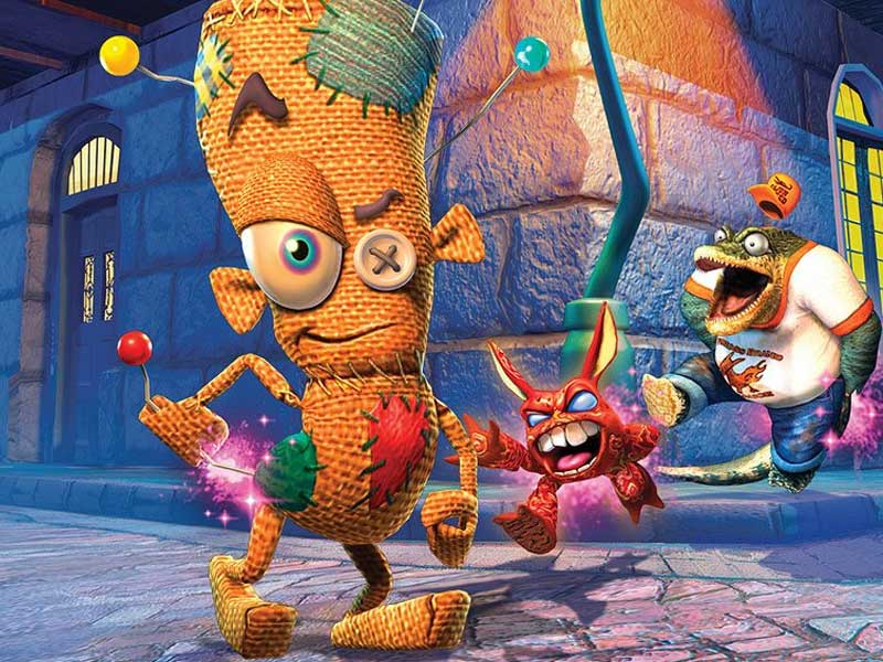 STOP EVERYTHING: Voodoo Vince is getting remastered