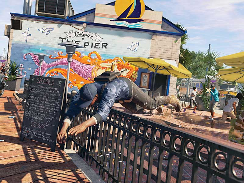 INTERVIEW: Dominic Guay, Watch Dogs 2