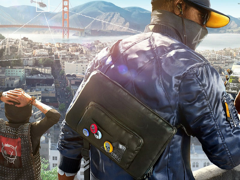 WATCH: Watch Dogs 2 welcomes you to San Francisco